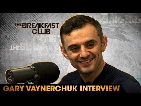 Gary Vaynerchuk Interview at The Breakfast Club Power 105.1