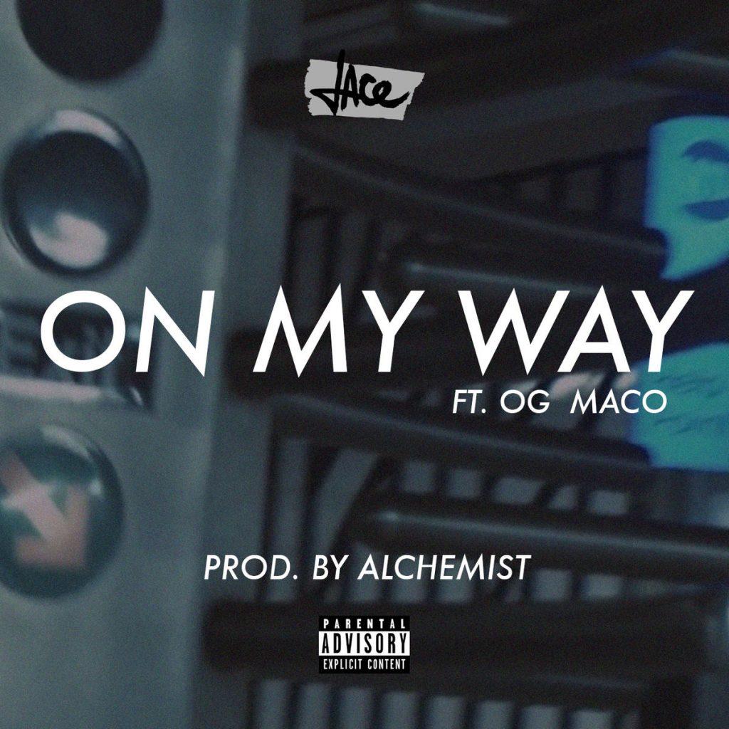 """Jace – """"On The Way"""" feat. OG Maco (prod. by Alchemist)"""