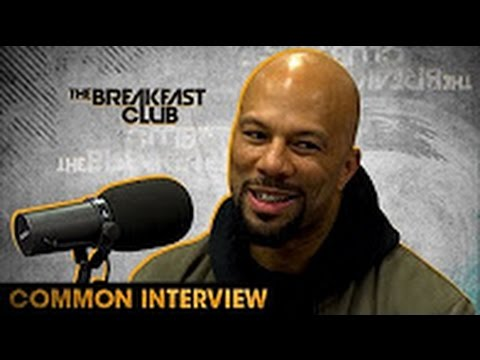 Common Interview at The Breakfast Club Power 105.1