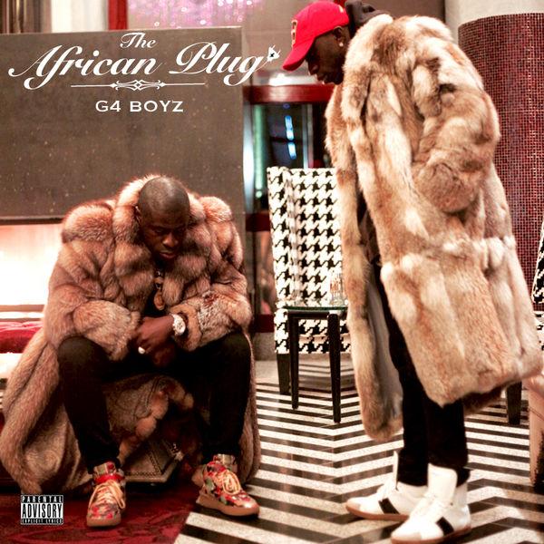 "G4 Boyz – ""The African Plug"" Mixtape  w/ Rich The Kid, Pablo Skywalkin, OG Maco & Blade Brown"