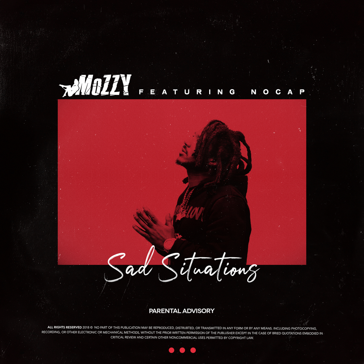 """New Mozzy Track """"Sad Situations"""" Feat. NoCap"""