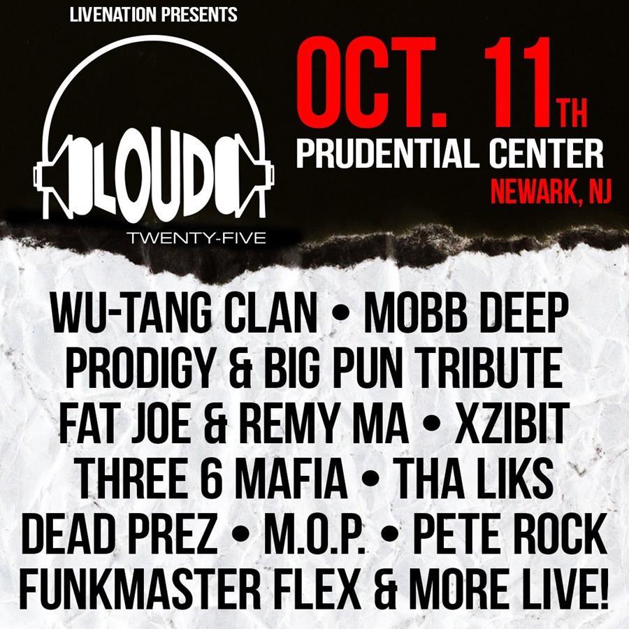 Loud Records 25TH Anniversary Concert – Wu-Tang, Three 6 Mafia, Mobb Deep, Fat Joe, Remy Ma and More